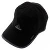 ADIDAS Men`s Adizero II Tennis Cap Black and Gray