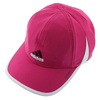 ADIDAS Women`s Adizero II Tennis Cap Bold Pink and White