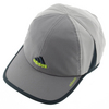 ADIDAS Men`s Adizero II Tennis Cap Gray and Clear Onix