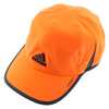 ADIDAS Men`s Adizero II Tennis Cap Solar Orange and Dark Gray