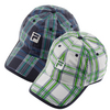 FILA Men`s Club Plaid Tennis Cap