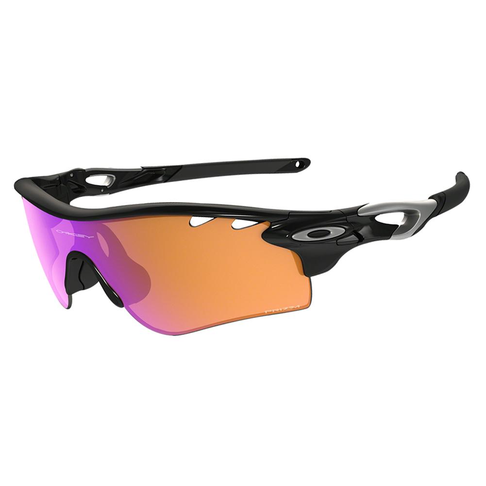 Radarlock Sunglasses Polished Black