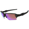 Flak 2.0 XL Sunglasses Polished Black by OAKLEY
