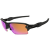 Flak 2.0 XL Sunglasses Prizm Trail and Polished Black by OAKLEY