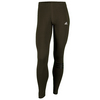 ADIDAS Women`s 3-Stripes Cotton Leggings Night Cargo and Black