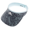ADIDAS Women`s Match Tennis Visor Deepest Space and Print