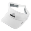 ADIDAS Women`s Adizero II Tennis Visor White and Black