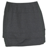 TAIL Women`s Fleurise 14.5 Inch Tennis Skort Heathered Iron