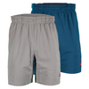 WILSON Men`s Color Accent Knit 8 Inch Tennis Short