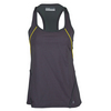 LIJA Women`s Atomic Tennis Tank Graphite