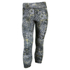 LIJA Women`s No Fear Capri Graphite Multi