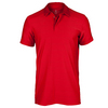 ADIDAS Men`s All Premium Tennis Polo Power Red