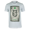 ADIDAS Men`s Wall Street Tennis Tee White