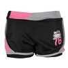 HELLO KITTY Girls` Mesh Rally Short Black and Pink