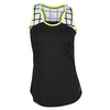 JOFIT Women`s Martini Ingrid Tennis Tank Black