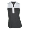 TAIL Women`s Rosan Sleeveless Tennis Top Heathered Iron
