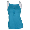 Women`s Adeline Tennis Tank Optic Seaside by TAIL