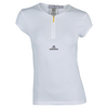ADIDAS Women`s Stella McCartney Wimbledon Tennis Tee White