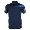 ADIDAS Boys` Response Tennis Polo Collegiate Navy