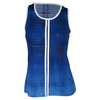 CHRISSIE BY TAIL Women`s Elise Tennis Tank Temptation