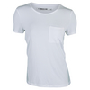 CHRISSIE BY TAIL Women`s Charlize Tennis Tee White