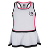 Girls` Racerback Tennis Dress White by HELLO KITTY