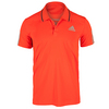 ADIDAS Men`s Barricade Tennis Polo Solar Red