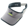 ADIDAS Men`s Adizero II Tennis Visor Gray and Clear Onix