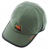 ADIDAS Men`s Adizero II Tennis Cap Base Green and Black
