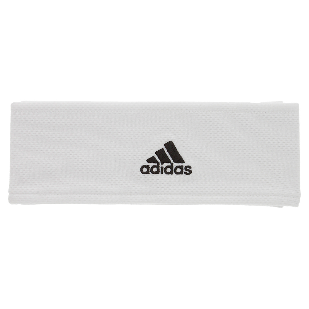 Tennis Tie Ii Hairband White