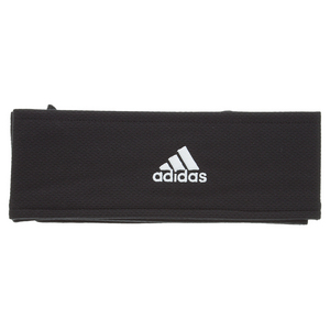 Tennis Tie II Hairband Black