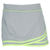 SOFIBELLA Women`s Power Play 14 Inch Tennis Skort Stone