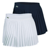 LACOSTE Women`s Technical Pleated Tennis Skort