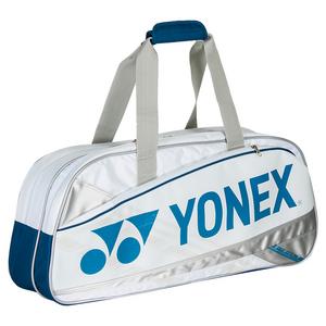YONEX PRO SERIES 6 PACK TENNIS BAG WHITE