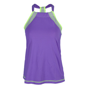 Women`s Power Play Athletic Tennis Racerback Force