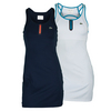LACOSTE Women`s Sleeveless Technical Stretch Jersey Tennis Dress