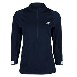 Women`s Performance 3/4 Sleeve Tennis Top