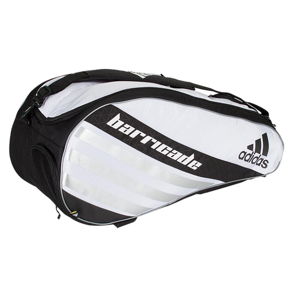 Barricade IV Tour 6 Pack Tennis Bag White and Black