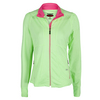 BOLLE Women`s Capri Tennis Jacket Citrus