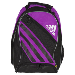 Barricade IV Tennis Backpack Flash Pink and Black