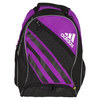 Barricade IV Tennis Backpack Purple and Black by ADIDAS