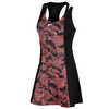 NIKE Women`s Premier Tennis Dress Black and Print