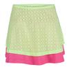 BOLLE Women`s Capri 13.5 Inch Tennis Skort Citrus