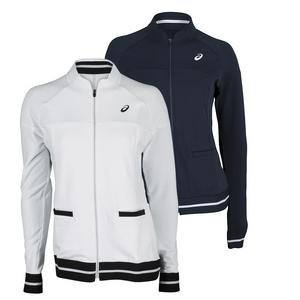 Women`s Club Knit Tennis Jacket