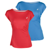 ASICS Women`s Athlete Short Sleeve Tennis Top
