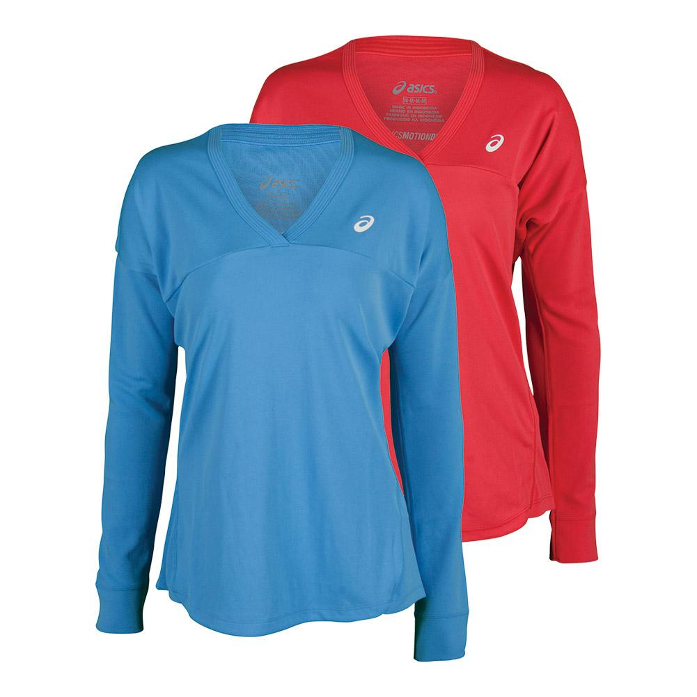 Women's Club Long Sleeve Tennis Top