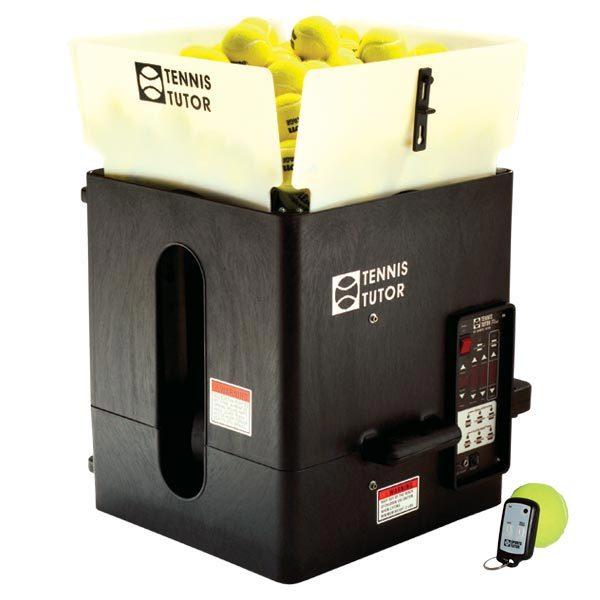 Tennis Tutor Plus W/Wireless Remote
