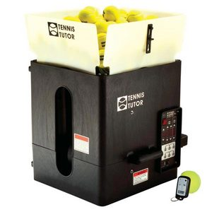 Tennis Tutor Plus w/Wireless Remote