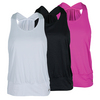 BLUEFISH SPORT Women`s T Back Blouse