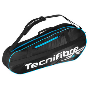 Team Lite 3 Pack Tennis Bag Black and Blue